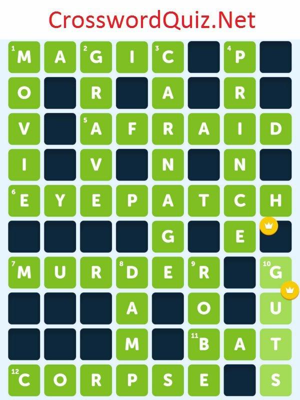 Crossword Quiz Net